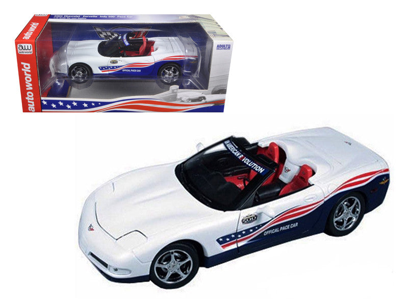 Chevrolet Corvette Convertible 2005 Pace Car Auto World 1/18