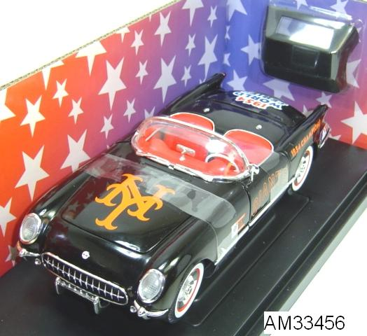 Chevrolet Corvette 1954 ERTL American Muscle World Series Edition 1/18