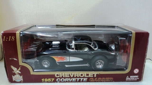 Chevrolet Corvette Gasser 1957 Road Legends 1/18