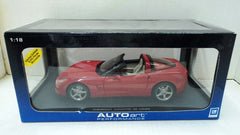 Chevrolet Corvette Coupe C6 2005 AUTOart 1/18