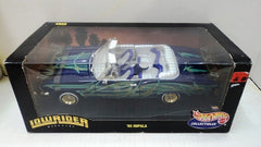 Chevrolet Impala Convertible HotWheels Low Rider Magazine 1/18