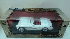 Chevrolet Corvette 1957 Road Signature Leather Series 1/18