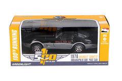 Chevrolet Corvette 1978 Pace Car Grenlight 1/24