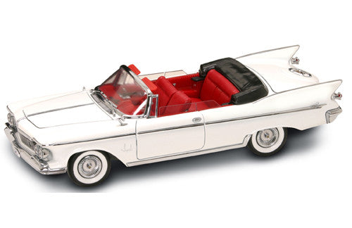Chrysler Imperial Crown Convertible 1961 Road Signature, Signature Series 1/18