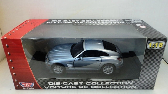 Chrysler Crossfire Motor Max 1/18