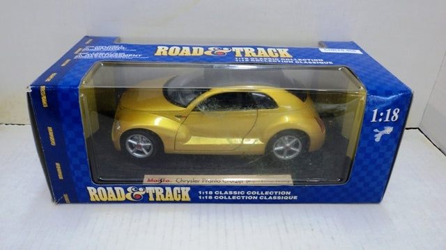 Chrysler Pronto Cruiser Maisto Road & Track 1/18