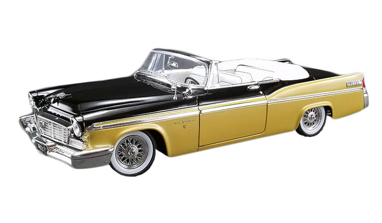 Chrysler New Yorker St Regis Convertible 1956 ACME 1/18