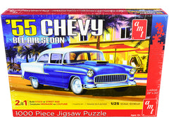 Casse-tête (Puzzle) Chevrolet Bel Air Sedan 1955 AMT