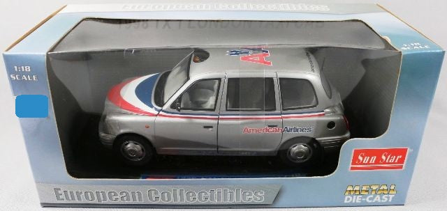 TX1 London Taxi 1998 Sun Star 1/18