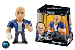 Figurine Dominic Toretto Fast and Furious Jada Metal Die Cast 6''