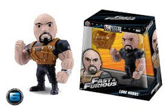 Figurine Luke Hobbs Fast and Furious Jada Metal Die Cast 6''