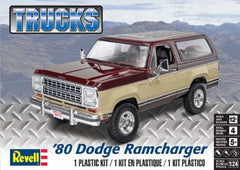 Dodge Ramcharger 1980 Revell 1/24