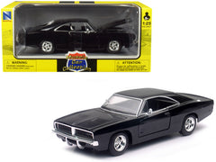 Dodge Charger R/T 1969 New Ray 1/24