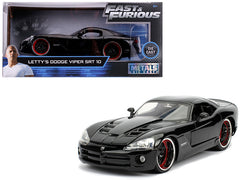 Dodge Viper SRT 10 Fast & Furious Jada 1/24