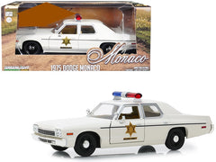 Dodge Monaco 1975 Police Dukes Of Hazzard Greenlight 1/24