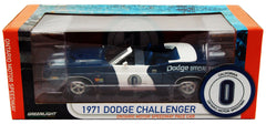 Dodge Challenger Convertible 1971 Greenlight 1/18