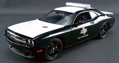 Dodge Challenger SRT8 Police ACME GMP Dodge Pursuit Series 1/18