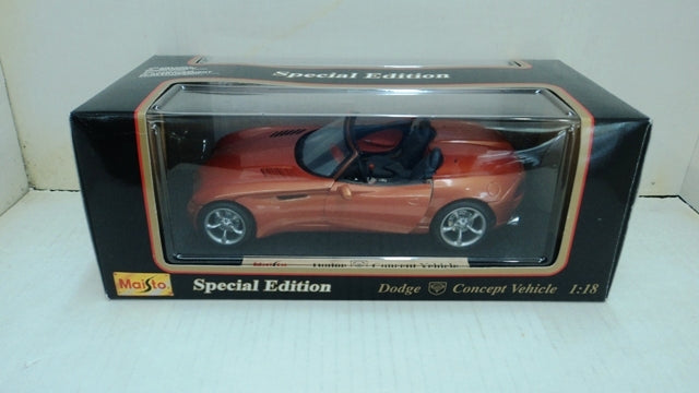 Dodge Concept Vehicle Maisto 1/18