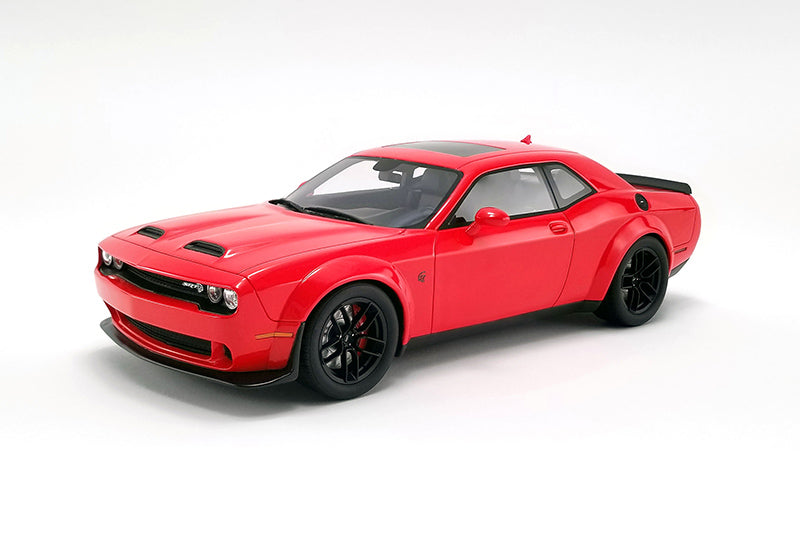Dodge Challenger SRT Hellcat RedEye Wide Body GT Spirit 1/18