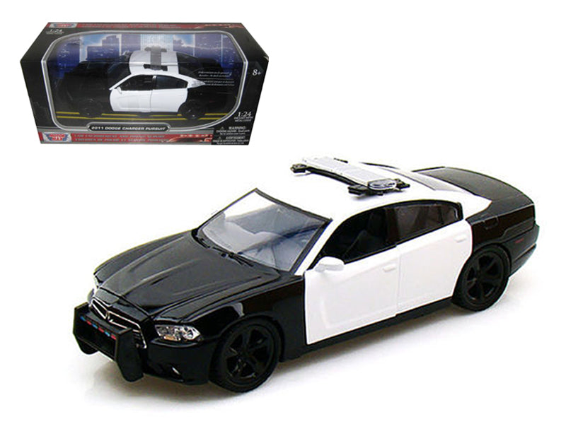 Dodge Charger Pursuit Police 2014 Motor Max 1/24