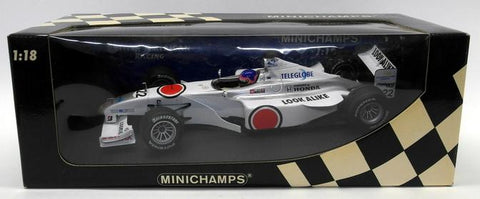 BAR Honda Showcar 2000 Minichamps 1/18