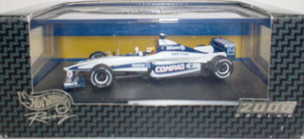 Formule 1 Williams FW22 2000 HotWheels 1/43