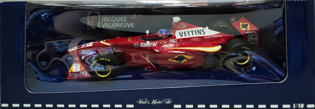 Williams Mecachrome FW20 1998 Minichamps 1/18