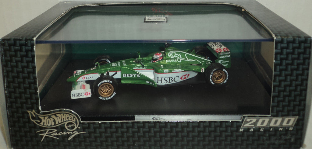 Formule 1 Jaguar Racing R1 2000 HotWheels 1/43