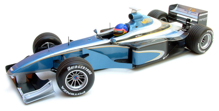 Bar 01 Supertec Testcar 1999 Minichamps 1/18