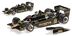Lotus Ford 79 Formule 1 1978 Minichamps 1/18