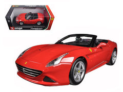 Ferrari California T (Open Top) Burago 1/18
