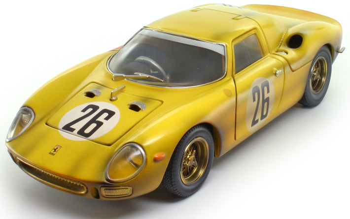 Ferrari 250 LM Hot Wheels 1/18