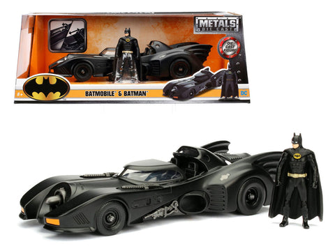 Batmobile 1989 Jada 1/24