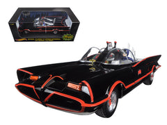 Batmobile 1966 HotWheels 1/18