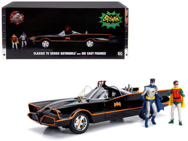 Batmobile 1966 Jada 1/18
