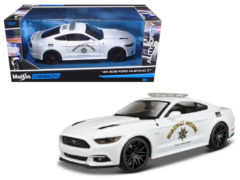 Ford Mustang GT 2015 Maisto Design Authority 1/24