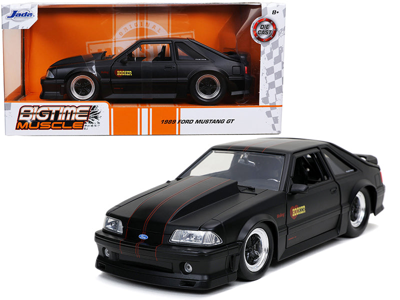 Ford Mustang GT 1989 Jada Big Muscle 1/24