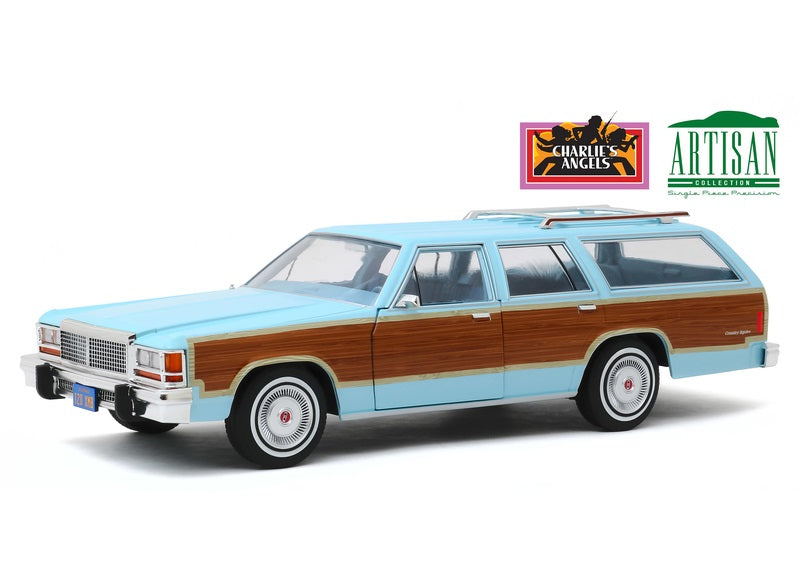 Ford LTD Country Squire 1979 Greenlight Artisan 1/18
