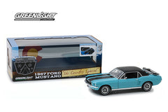 Ford Mustang Coupe 1966 Greenlight 1/18
