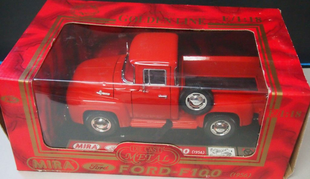 Ford F-100 Pick Up 1956 Mira 1/18