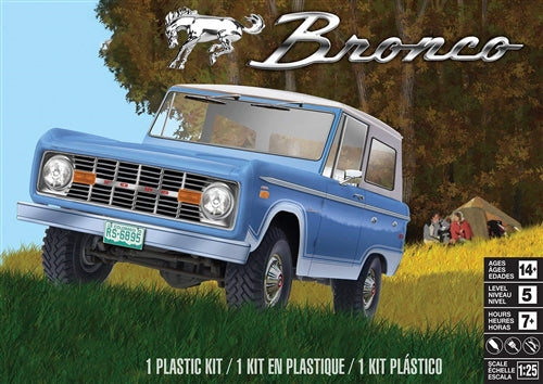 Ford Bronco Revell 1/25