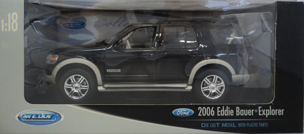 ford Explorer Eddie Bauer 2006 Welly 1/18