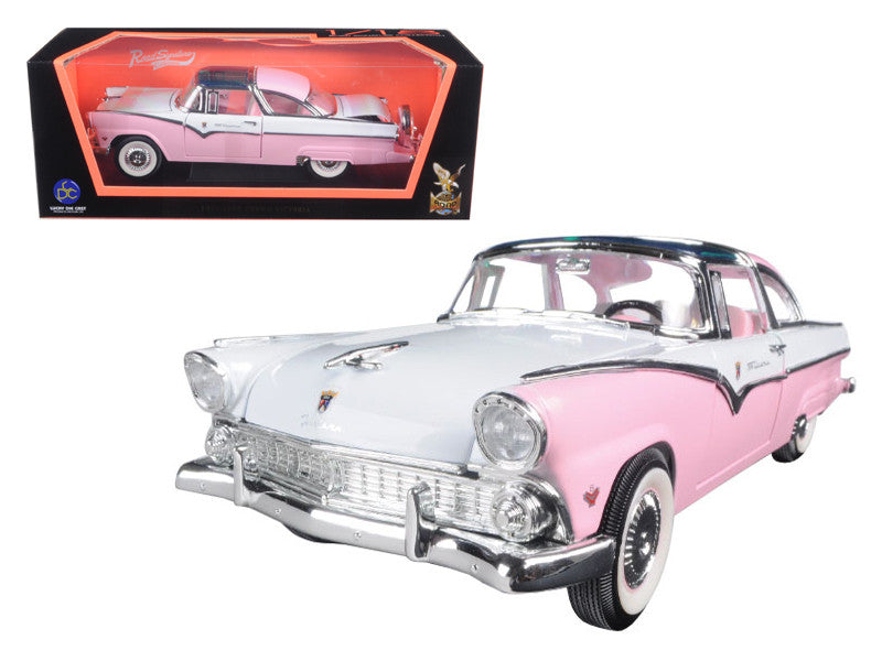 Ford Crown Victoria 1955 Lucky Die Cast Road Signature 1/18