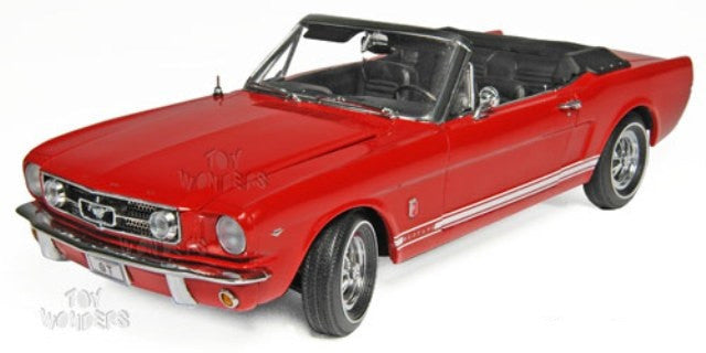 Ford Mustang GT Convertible 1965 ERTL American Muscle Authentics 1/18