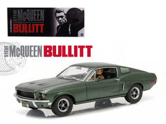 Ford Mustang Bullitt 1968 Greenlight 1/18