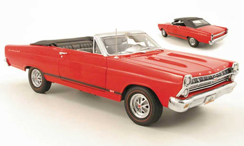 Ford Fairlane GT Convertible 1967 GMP 1/18