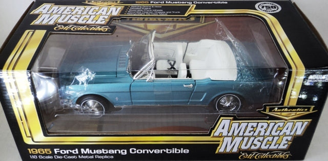 Ford Mustang 1965 ERTL American Muscle Authentics 1/18