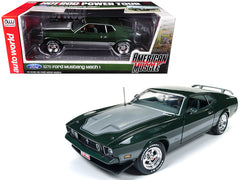 Ford Mustang Mach 1 1973 Auto World 1/18