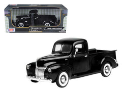Ford Pick Up 1940 Motor Max 1/18