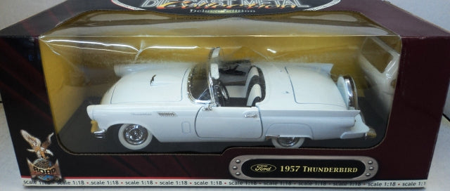 Ford Thunderbird 1957 Road Signature 1/18